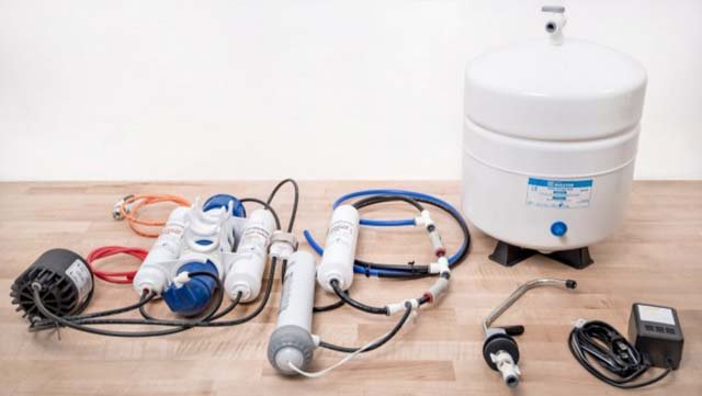 Home Master HydroPerfection water filter