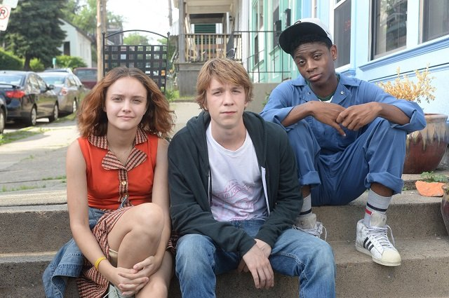 Film Me,Earl, and the Dying Girl
