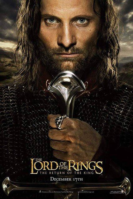 lord of the ring return of king
