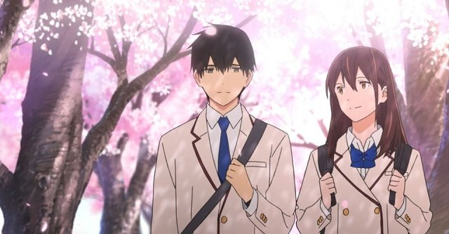 anime I want to Eat Your Pancreas