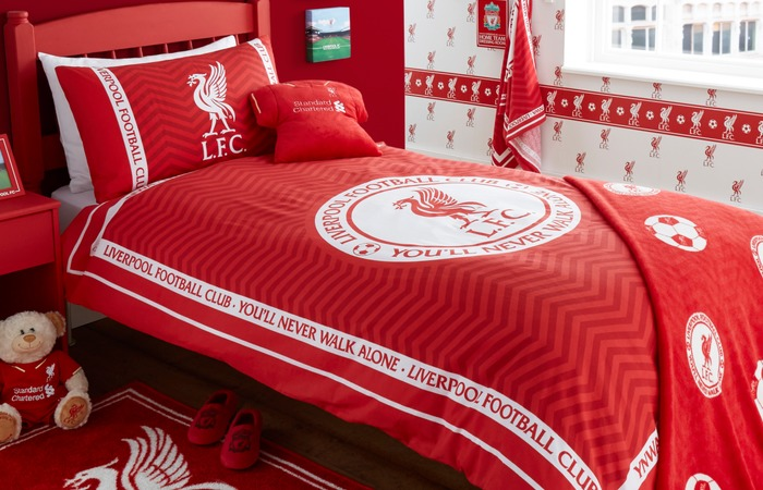 bed cover liverpool