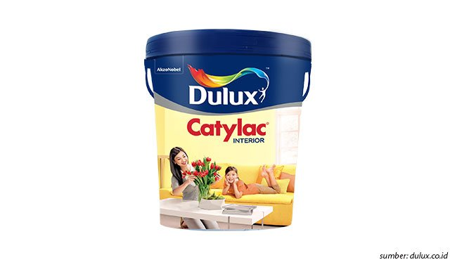 cat dulux catylac