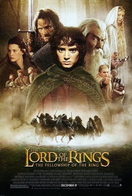 film fantasi the lord of the rings