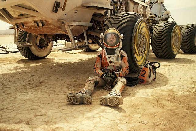 film science fiction The Martian
