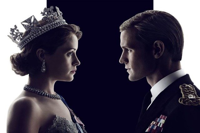 film the crown