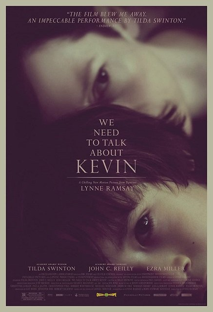poster we need to talk about kevin
