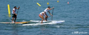 Stand Up Paddlers