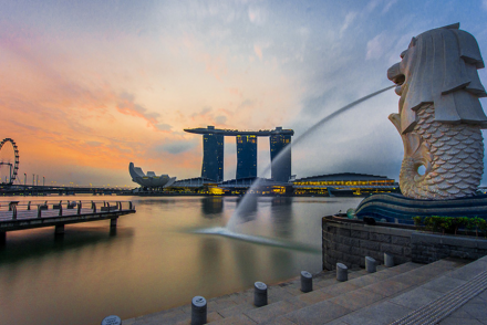 3-Step Guide to Having a Vacation in Your Own City, for the nature buff, sports addict and super sightseer, explore Singapore by land, air and water