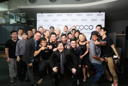 team, 99.co, launch party, awesome