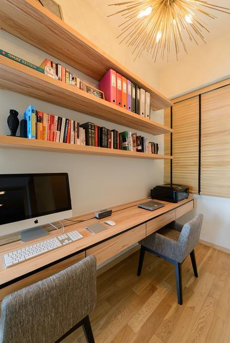 Cromly 6 SG Home Offices 6 Singaporean Home Offices Wooden Contemporary By  Living Gaia