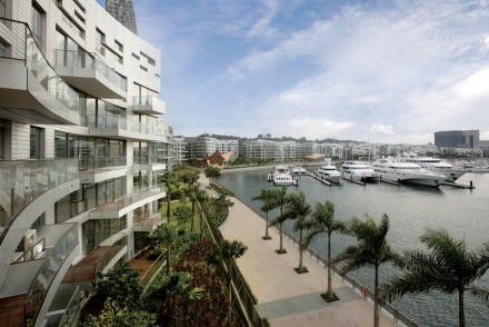 Sentosa Cove playground for the rich losing its luster W residences
