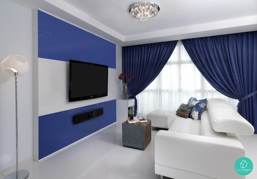 colors to make a room look bigger. finest creative ways to make
