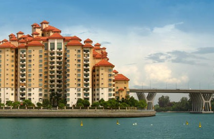 increased supply of property in Singapore