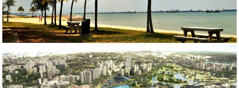 Property market East Coast and Jurong