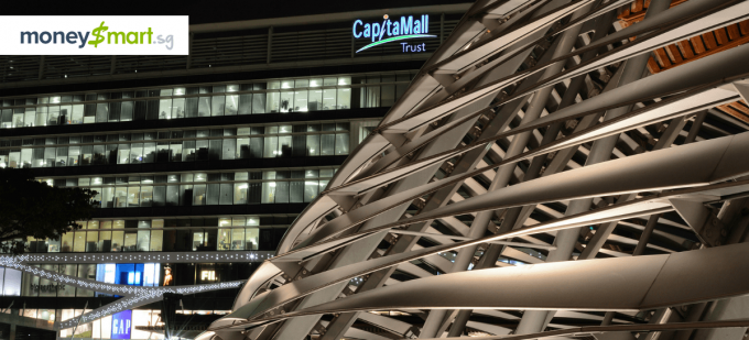 Capitalland mall building