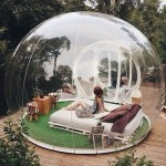 This bubble house reminds us of a certain spongey charactershellip