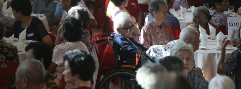 Singapore property prices could fall 30 percent due to aging population