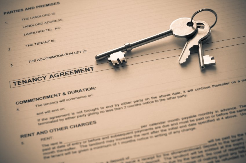 Tenancy Agreements!
