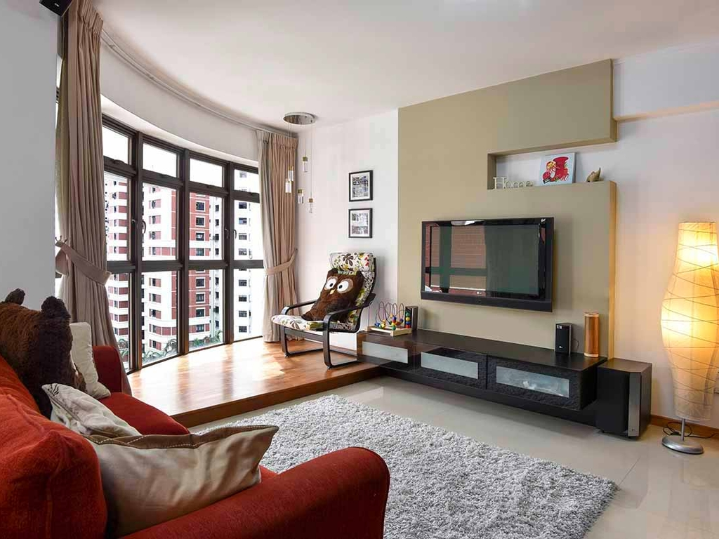 Tenant tips for viewing properties to rent in singapore for Hdb living room design singapore