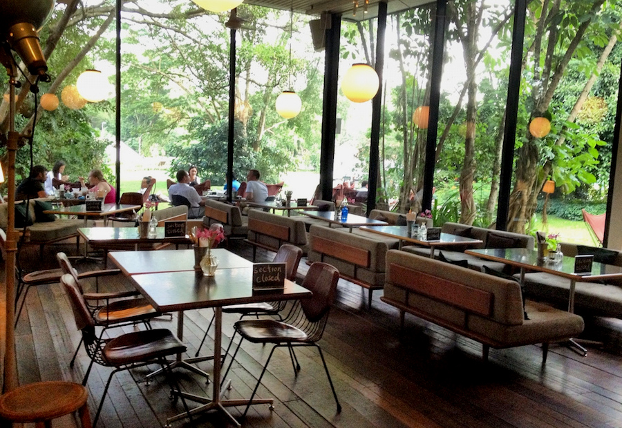 Singapore dempsey hill ps cafe