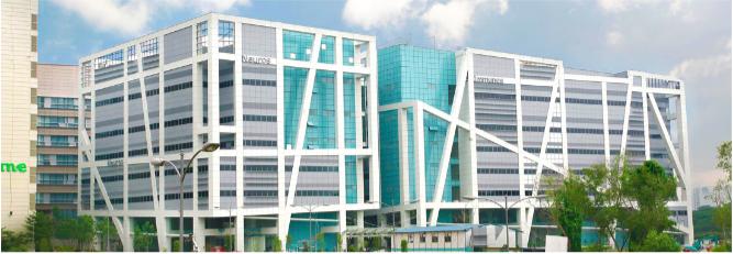 Biopolis: Singapore's Largest Biomedical Research Hub.