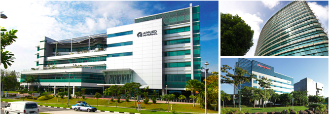 Picture of Changi Business Park: A Convenient Hub for Commerce. Credit: JTC