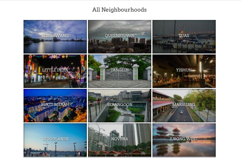 Neighbourhood Singapore 99.co