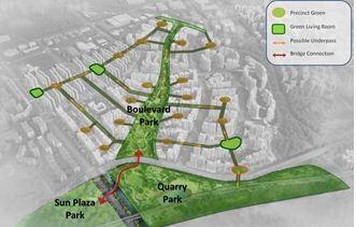 tampines north parks green spaces