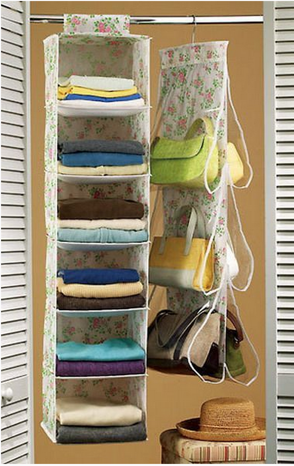 14 Practical Storage Solutions For Your Bags Storage Solutions For Purses
