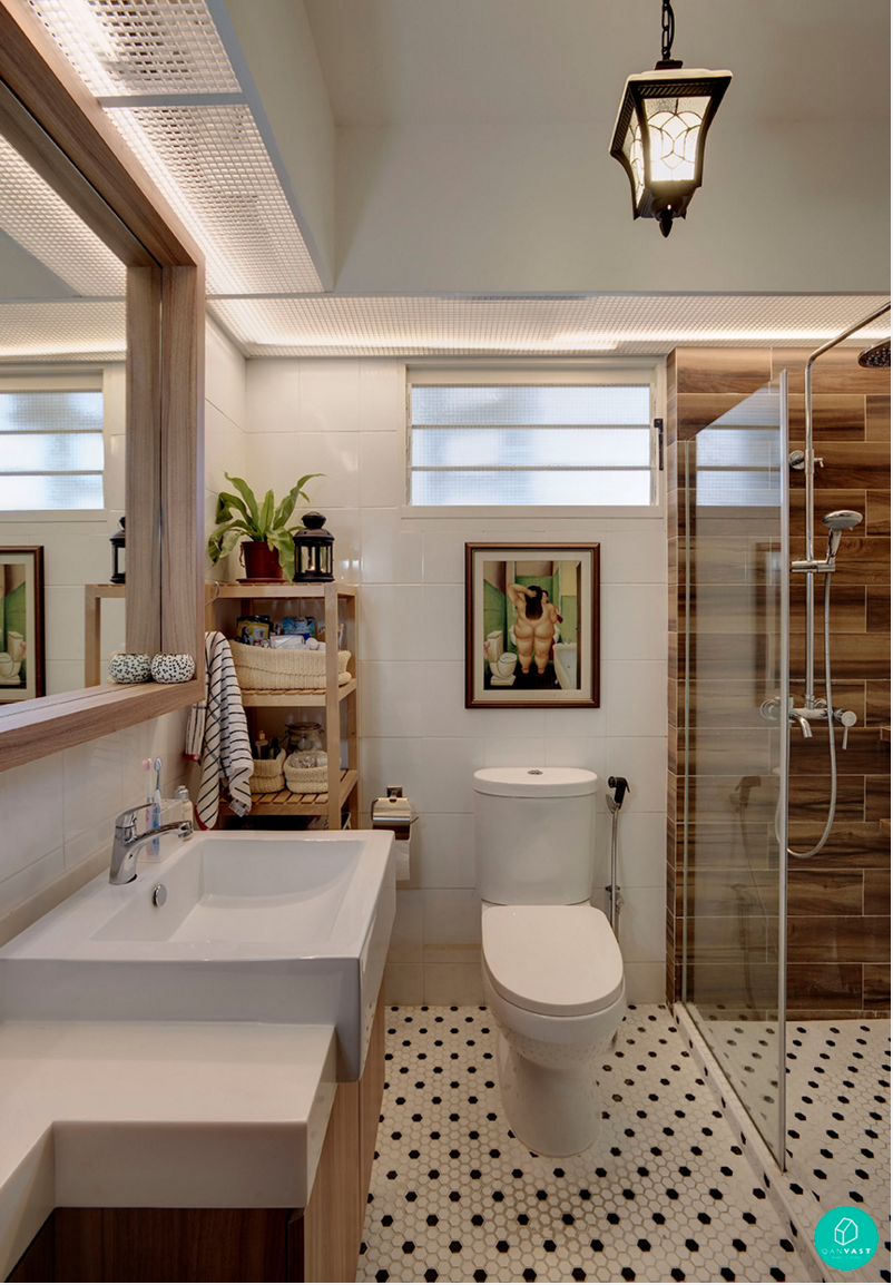 4 upcoming singapore home renovation trends in 2015 - Interior bathroom design ...