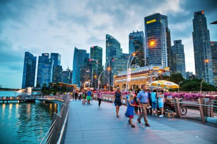 Foreigners in Singapore private property