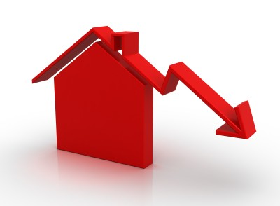 Luxury Property Price Fall