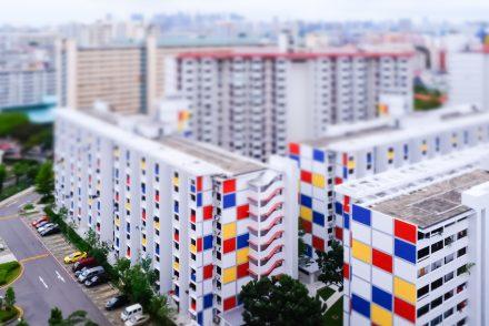 HDB block rent buy home singapore