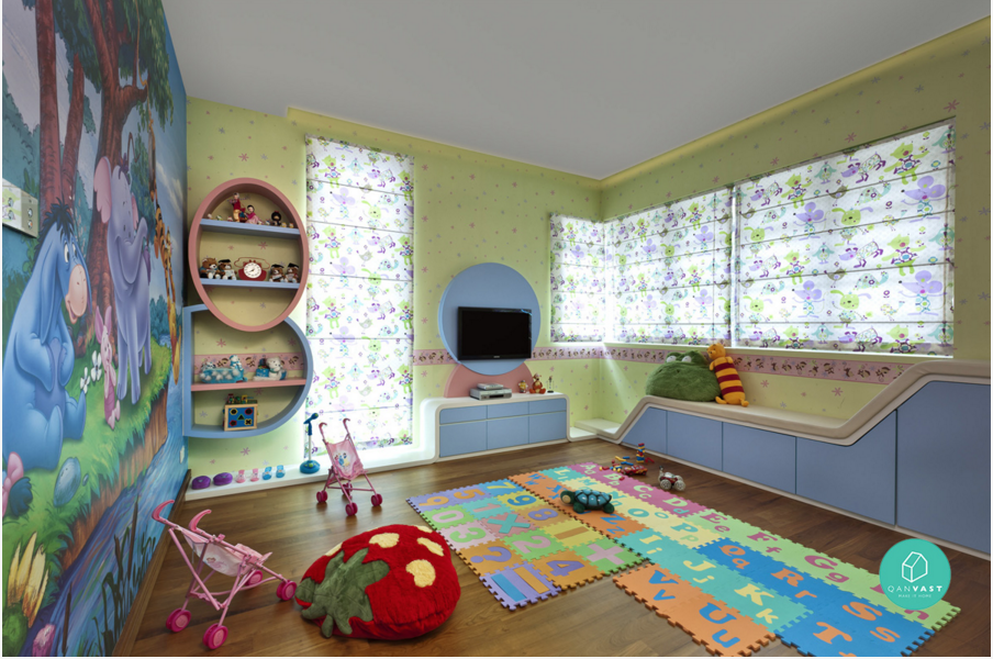 How to prepare your home for your kids for Kids room planner