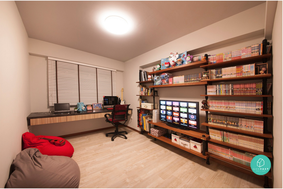 Hdb Study Room Design Ideas