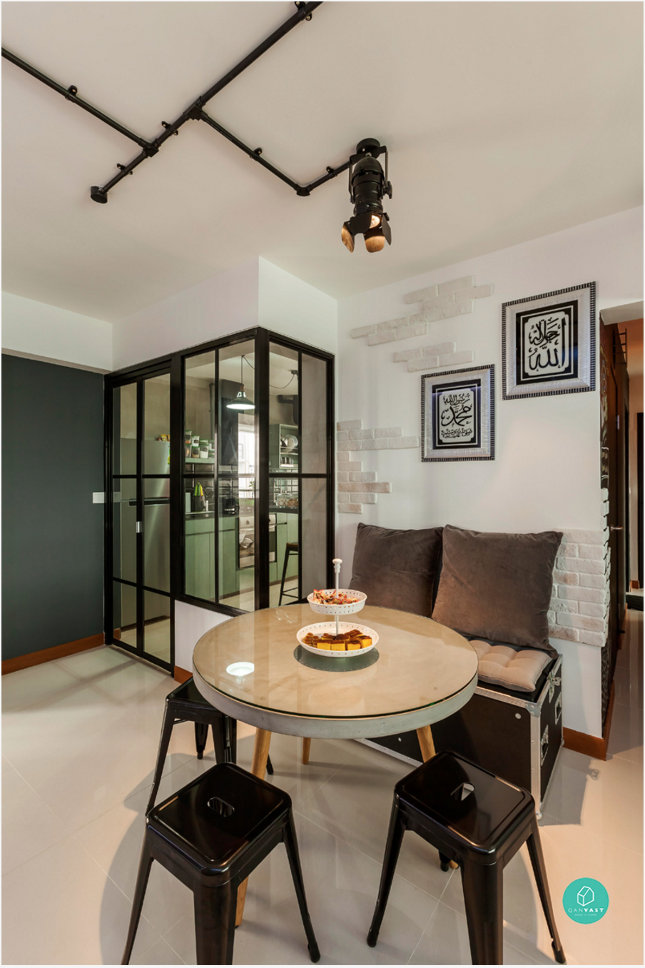 6 brilliant 4 room hdb ideas for your new home for Apartment design singapore