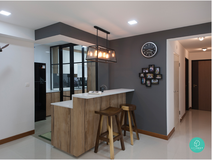 4 room HDB Punggol6 Brilliant 4 Room HDB Ideas For Your New Home. Hdb 4 Room Kitchen Design. Home Design Ideas