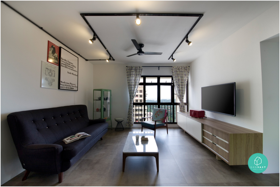 6 brilliant 4 room hdb ideas for your new home for Interior designs singapore