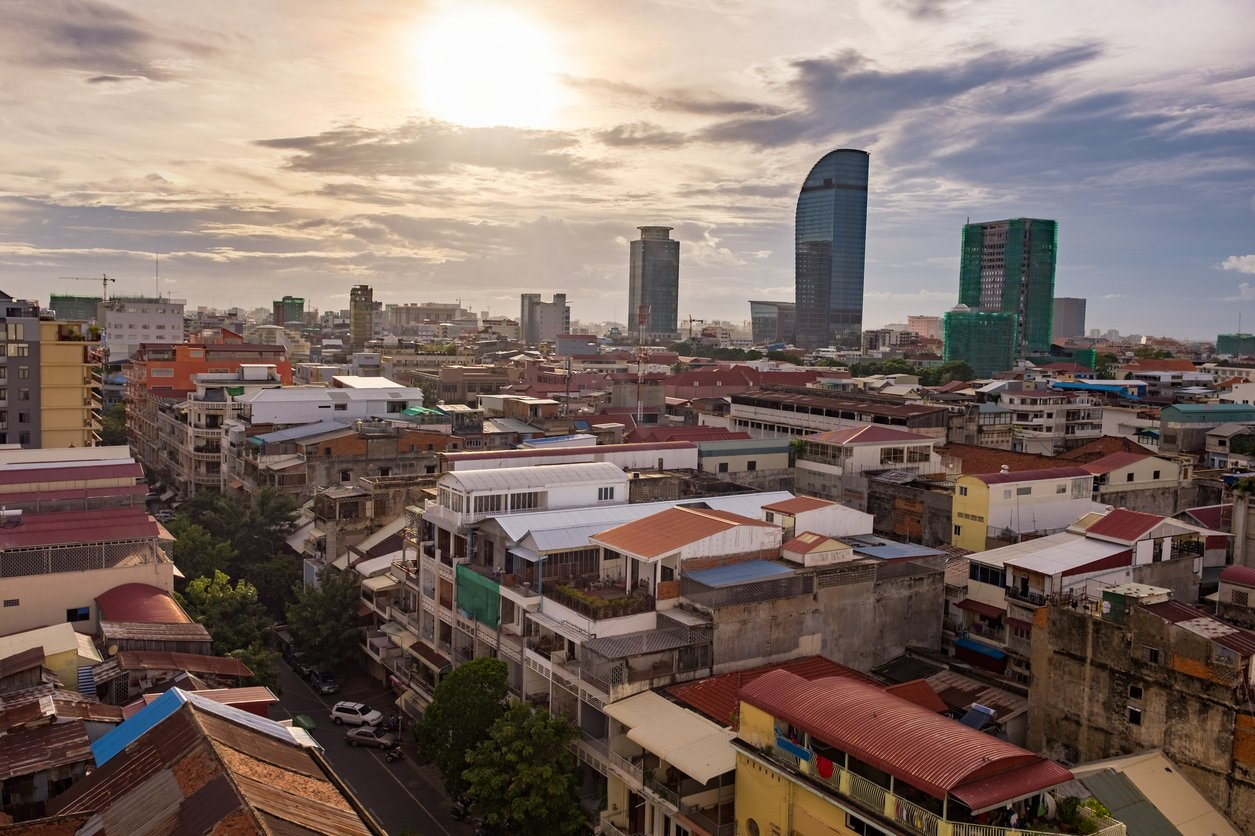 Phnom Penh Cambodian condo boom