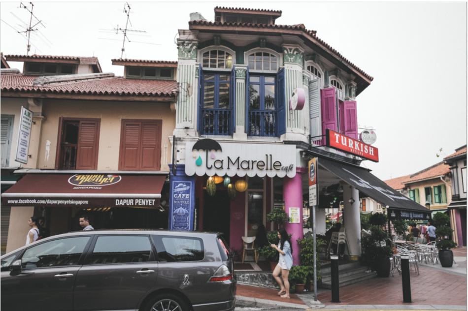 La Marelle Cafe