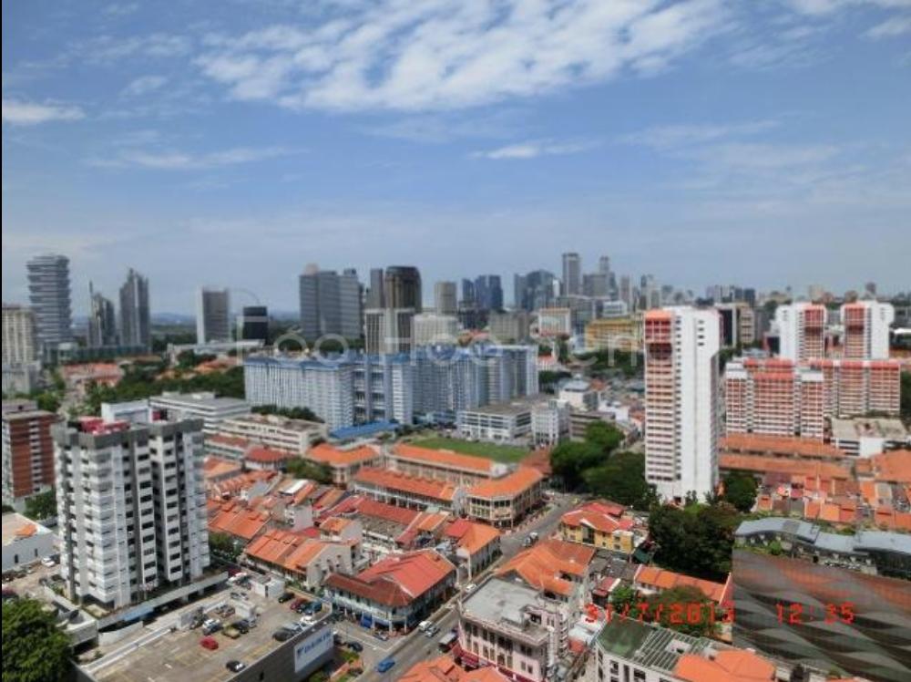 Where to live: City Square Residences