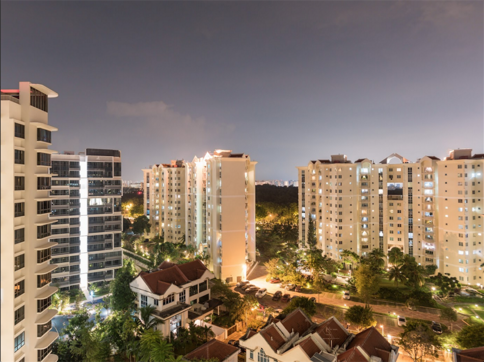 Singapore districts guide