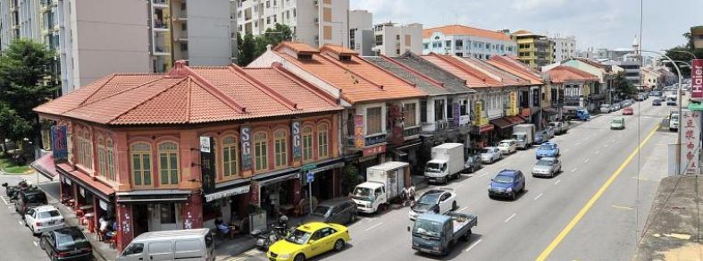 Geylang Shophouses that Caught Fire were also Overcrowded