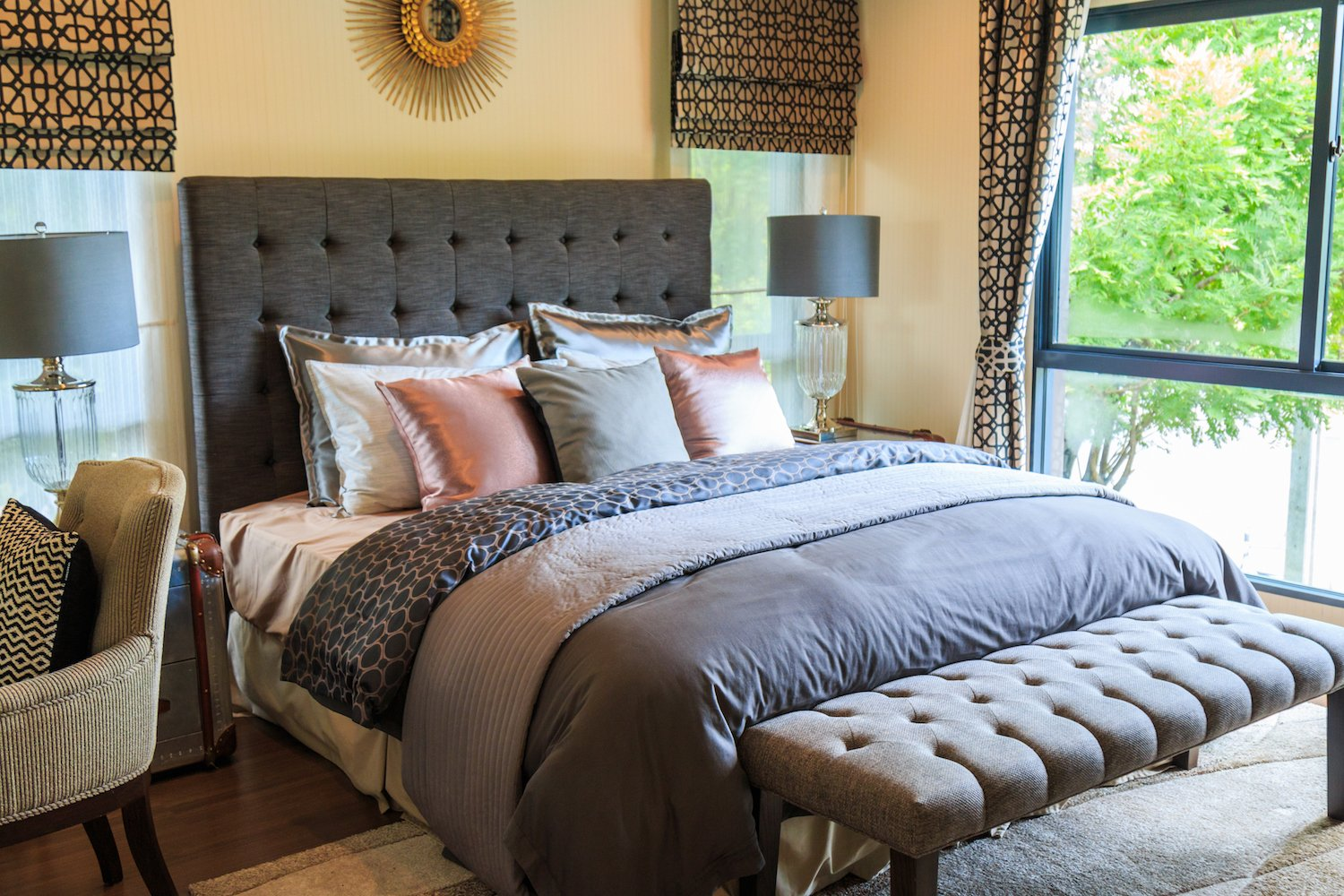 renting master bedroom in private property as one of a affordable living arrangements