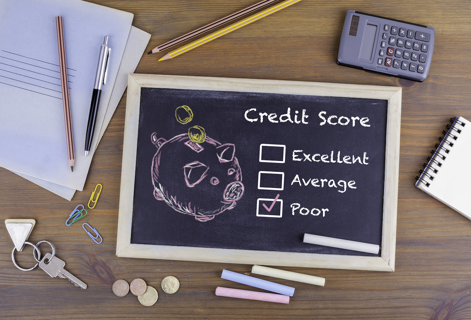 how your credit score can impact property loan approval