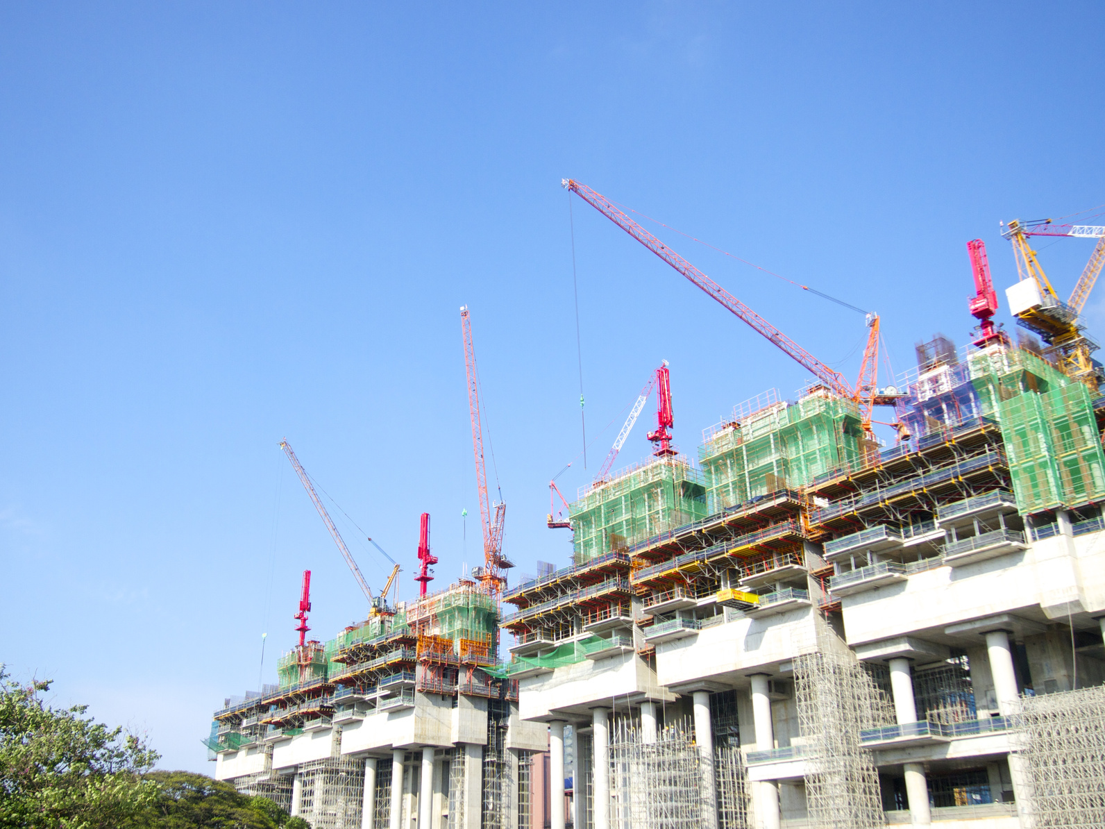 demand housing china property market
