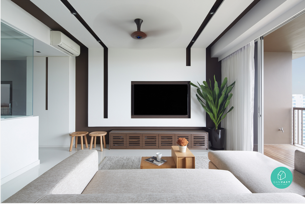Expand your small condo with these smart interior designs for Interior designs singapore