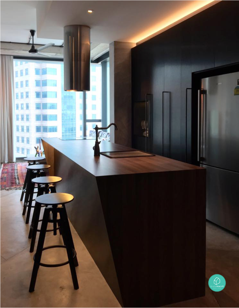 Have A Kitchen Island For Functionality