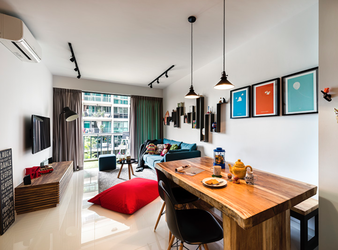 5 different scandinavian looks 10 beautiful singapore homes