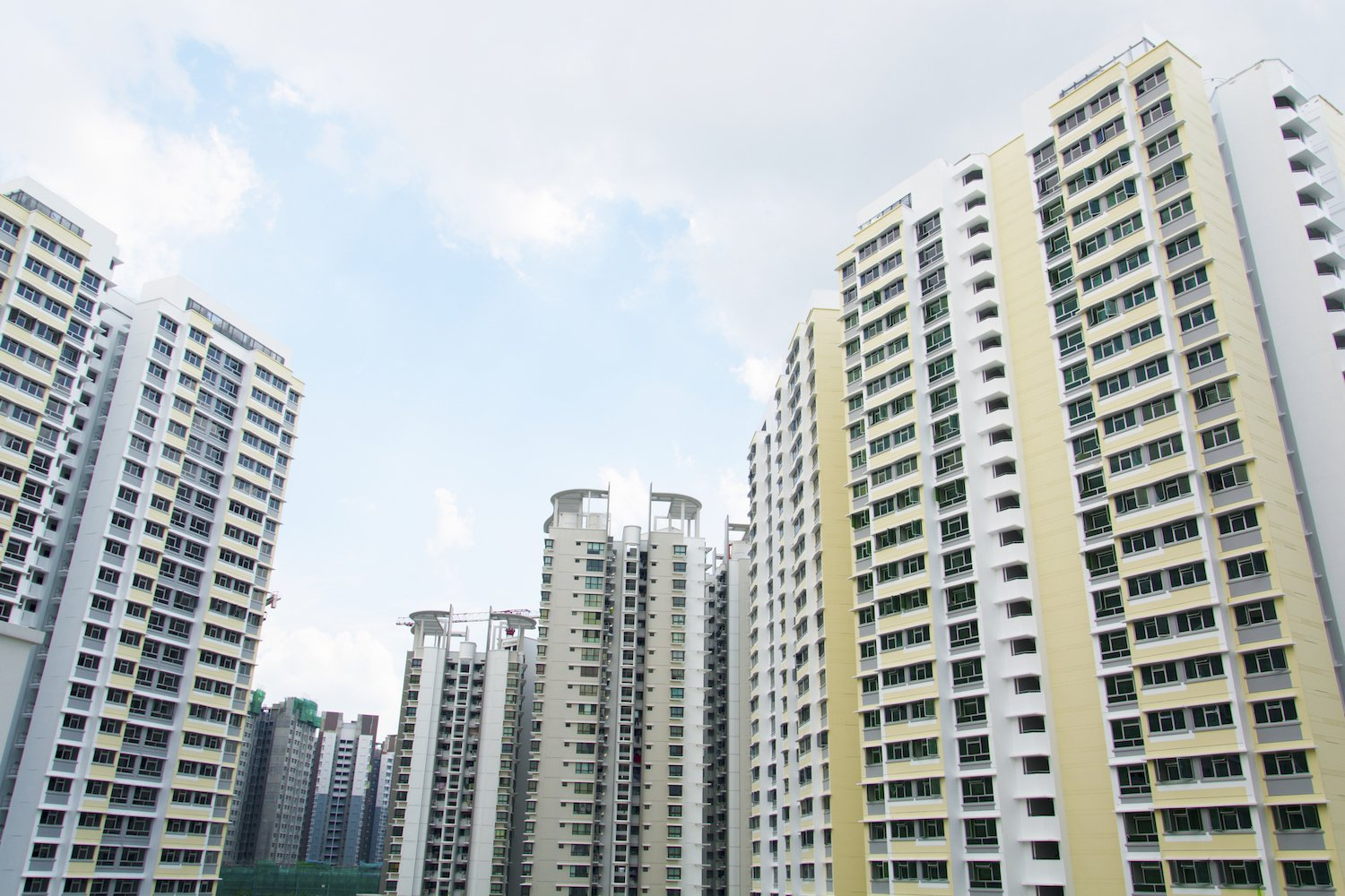 singapore permanent resident cannot buy BTO flat